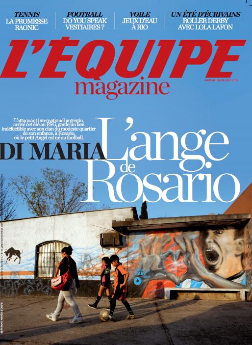 Di Maria - Couv Mag
