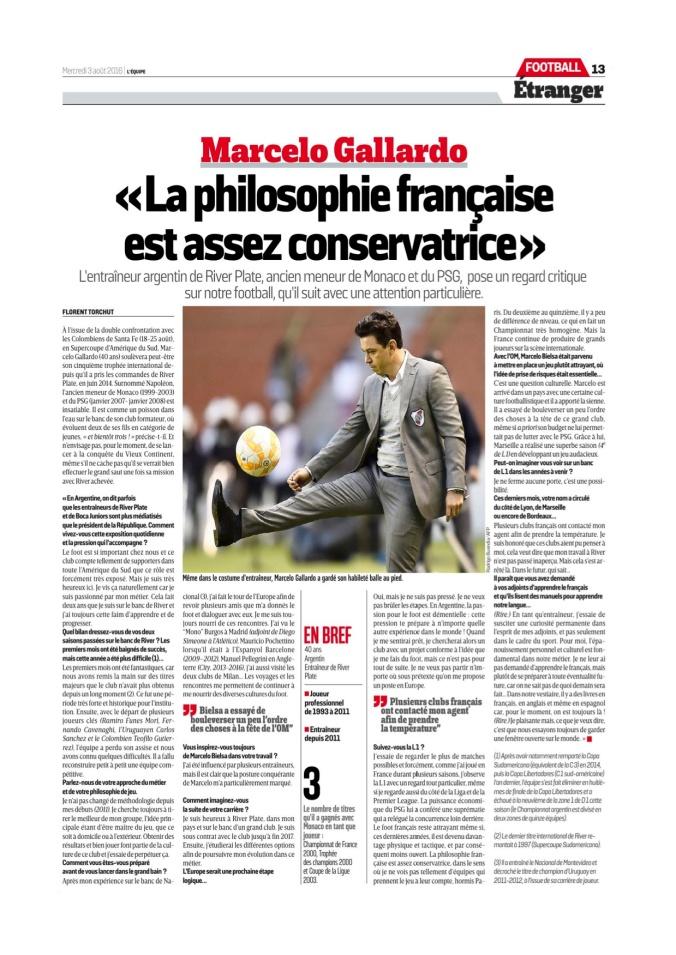 lequipe-interview-marcelo-gallardo