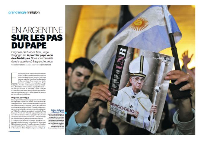Sur les pas du Pape en Argentine